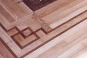 WHITE OAK, STRIP AND FRENCH KEY BORDERS for Hardwood Floors - Seattle