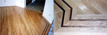 OAK HARDWOOD FLOORS AND STEPS 3 - Seattle