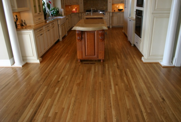 Kitchen Hardwood Flooring